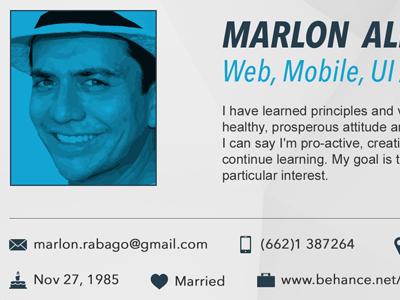 Marlon Resume 2014