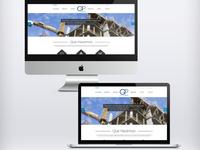 Gamboa Proyectos Website