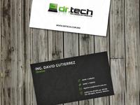 Drtech Business Cards Montadas