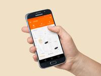 uLocate - Mobile App