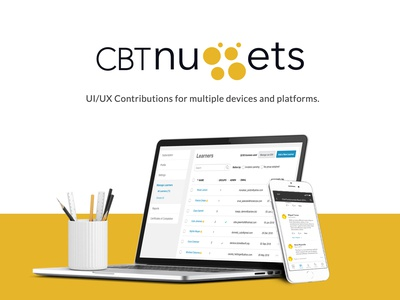 CBT Nuggets reports comments playlist admin