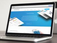 Website Sneak Peek - Marketing Automation Company