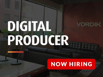 Now Hiring a Digital Producer