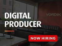 Now Hiring a Digital Producer