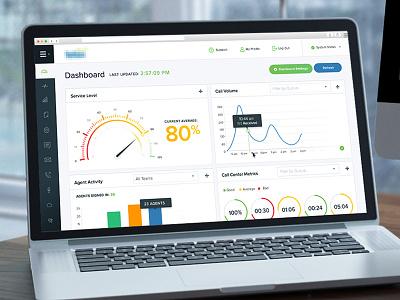 Cloud Application Dashboard data visualization graphs charts app cloud dashboard