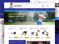 E-Commerce for Household Health Brand