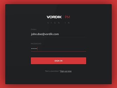 Login to Our New App canada toronto custom platform sign in login application web app uiux website web design