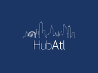 HubATL logo