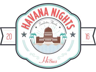 New Logo for event seal cuba havana vacation