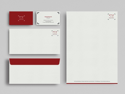 Corporate Stationery set