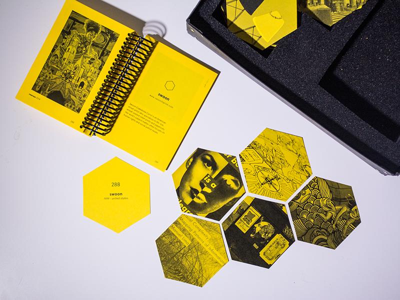 Index Inspiration Kit cards box spiral bound publication book kit inspiration