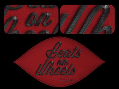 Beats On Wheels Logo