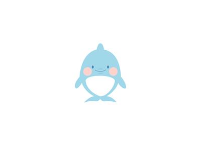 Penguin animal penguin logo