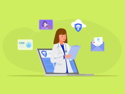 JotForm - Coronavirus Responder Newsletter - Banner Design