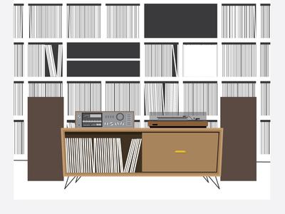 Vinyl Room