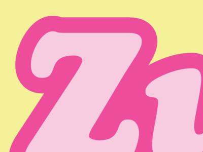 Zukerbaby logo ideas design typography logo