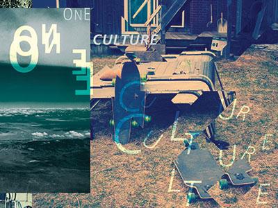On(e) Board One Culture - Skate Deck  Design