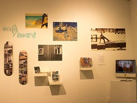 UMass Lowell BFA Gallery Exhibition Design