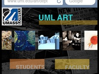 UML Art Department - App Re-Design