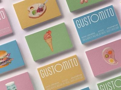 GUSTOMITO - Retail Branding