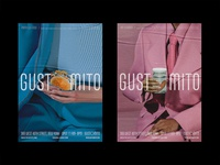 GUSTOMITO – Food Concept Store Branding