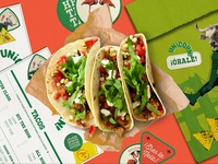 UNiCORN! – Taco Truck Branding