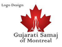 "Logo Design of ""Gujarati Samaj of Montreal"""