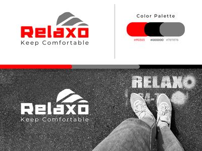 Relaxo logo Concept