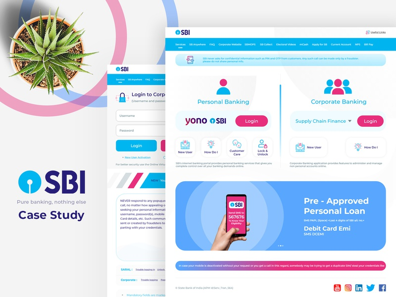 SBI  Redesign Concept