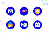 Creative App Icons Designs