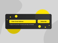Subscribe Card | Banner Design