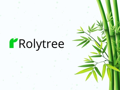 Rolytree Logo Design