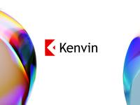 Kenvin Logo Design