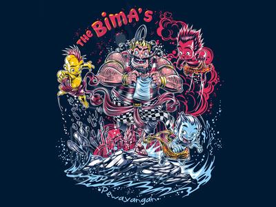 The Bima's