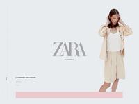 Zara - Free Fashion Ecommerce Web Template