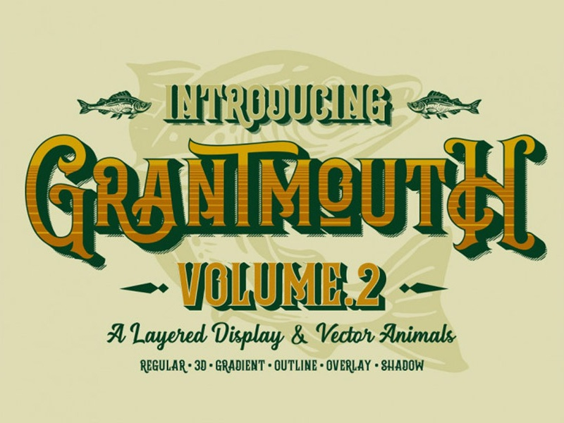 Grantmouth Free Typeface freebie letters design invitations typography typeface free typeface free font branding font freebies