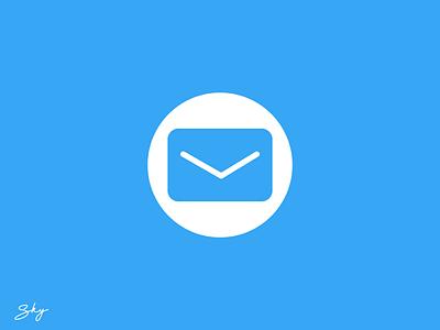 Email Icon inspiration concept icon design