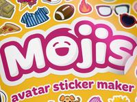 Mojis App Logo