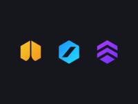 Hexagon Logo Design #1