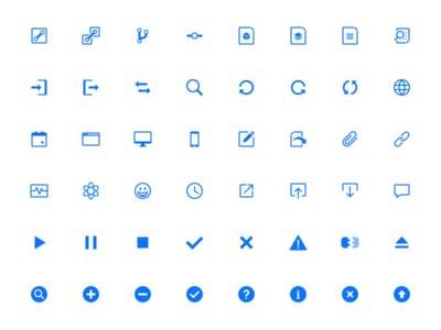Dashboard Icons 3