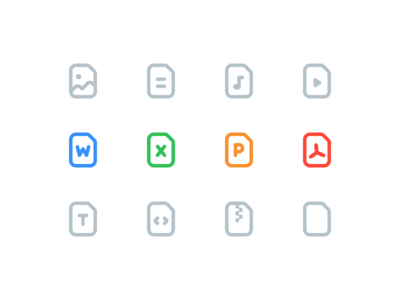 Juicy File Icons