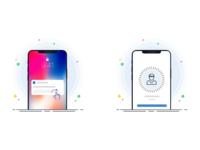 IPhoneX App Onboarding