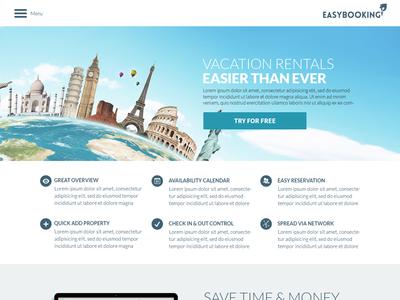 Easybooking - Vacaionrentals made easy