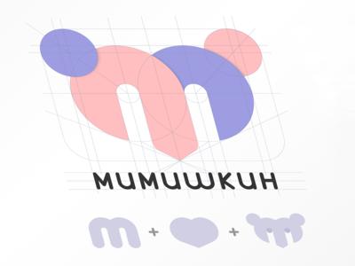 Mimishkin kindergarten logo design logofolio logo
