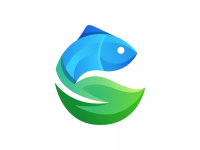 🐟🍃  Fish + Leaf Day 07  #icons_challenge icons-challenge