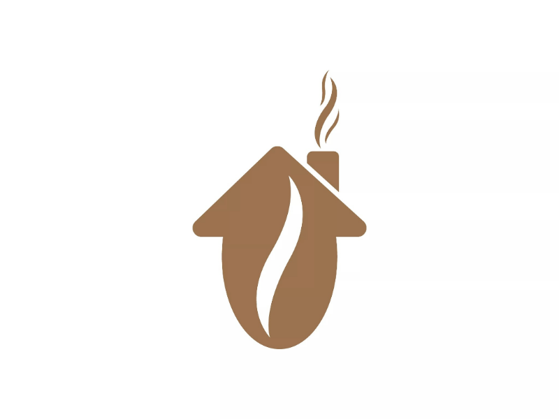 🏠☕  House + Coffee  Day 08  #icons_challenge icons-challenge
