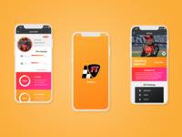 FastTrax App Idea