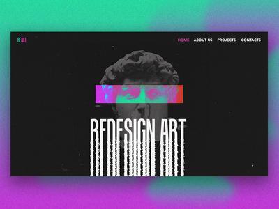 ReArt - Vaporwave