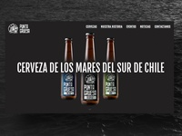 Brewing Co. Landing Page