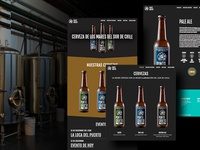 Brewing Co. Beer Section
